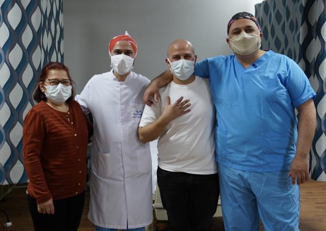 Malta'da kopan parmağını sırt çantasında ülkemize getirdi, Avrupalı hekimlerin yapamadığını Türk doktorlar yaptı