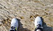 Marmara Denizi'ndeki deniz salyası kabusunu en iyi anlatan görüntüler: Betonla kaplı gibiydi