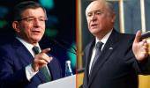 'Serok Ahmet' tartışmasında Davutoğlu'ndan Bahçeli'ye çok sert yanıt: Artık bir dersi hak etti