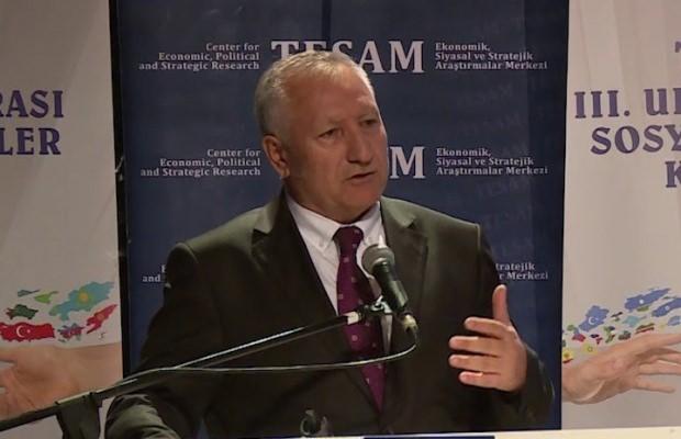 Terör Ekonomisi Uzmanı Prof. Dr. Haydar Çakmak
