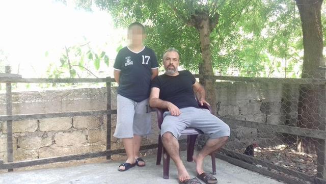 Sağlık memuru, 'Allah yolunda kurban edeceğim' dediği oğlunu ormana götürüp boynundan kesti