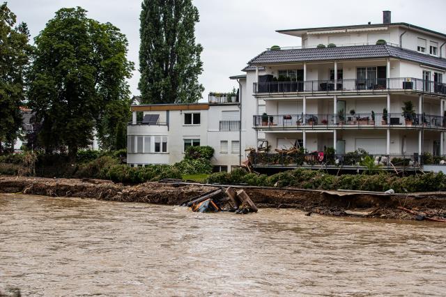 Sel felaketinde Almanya'dan sonra en çok kaybın verildiği Belçika'da milli yas ilan edildi