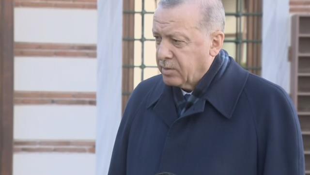 Son Dakika! Erdoğan'dan 'Restoran ve kafeler yeniden açılacak mı?' sorusuna yanıt: Esneme olabilir, Kabine'de gündeme alacağız