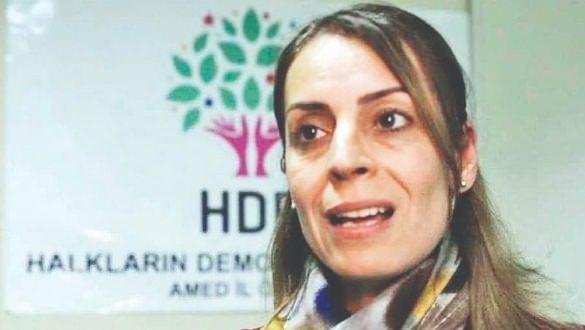 HDP'li Kezban Yılmaz