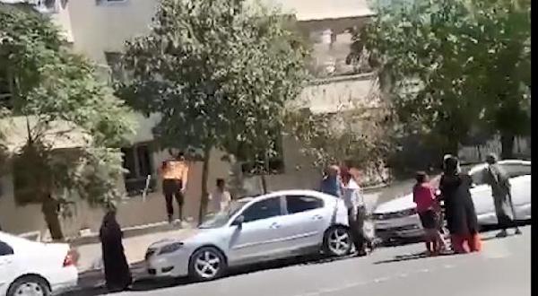 Son dakika... Şanlıurfa'da 'miras' kavgası kamerada
