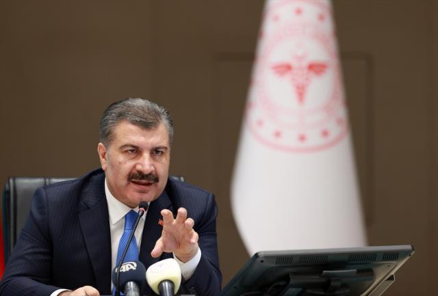 Son Dakika: Türkiye'de 19 Haziran günü koronavirüs nedeniyle 51 kişi vefat etti, 5 bin 480 yeni vaka tespit edildi