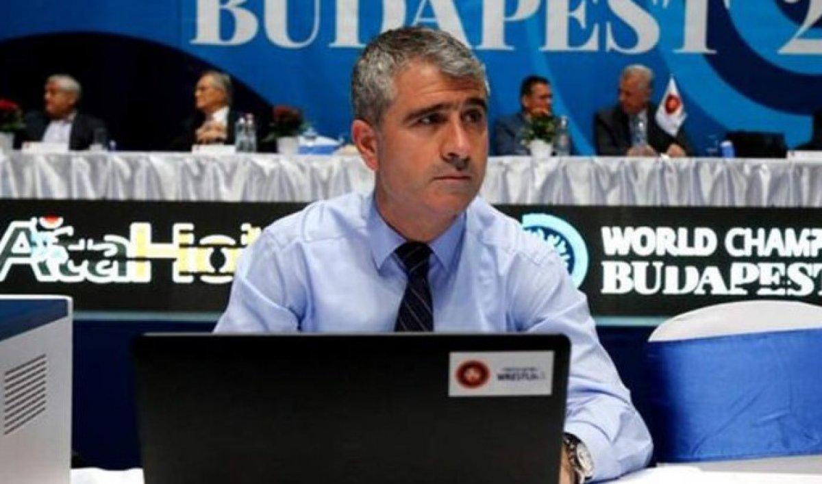 Türkiye Güreş Federasyonu MHK Başkanı Cicioğlu, koronavirüse yakalandı #1